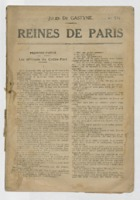 Reines de Paris