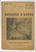 Sacrifice d'amour