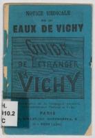 Petite notice médicale sur les eaux de Vichy : renseignements généraux