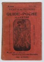 Vichy et ses environs : guide de poche illustré