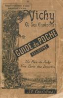 Vichy et ses environs : guide de poche avec plan de la ville et carte cycliste des environs