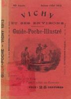 Vichy et ses environs : guide de poche illustré avec plan de la ville et carte cycliste des environs