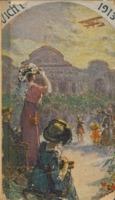 Guide de l'Etranger à Vichy : saison 1913