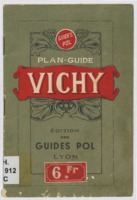 Guide-plan de Vichy et nomenclature des rues, boulevards, places, avenues, passages, quais, ponts, etc.