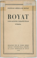 Royat: indicaciones terapéuticas