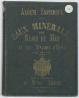 Album universel des eaux minérales, des bains de mer et des stations d'hiver