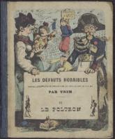 Les Défauts horribles: histoires ébouriffantes et morales pour les petits enfants de 3 à 6 ans. III, Le Poltron