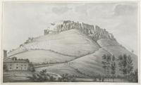 La ville de St Flour [légende manuscrite ]