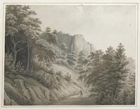 Près de Vic en Carladès [légende manuscrite - Inscription tronquée en haut à droite]